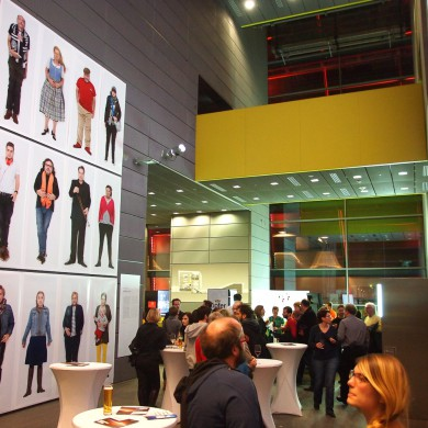 Opening 7.3.2013 ::: AEC Linz