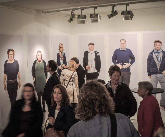 Opening, 3.5.2013. Photo: Peter Thomas