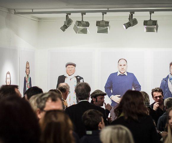 Opening, 3.5.2013. Photo: Peter Gerhard